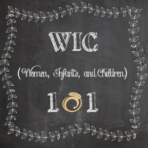 WIC 101