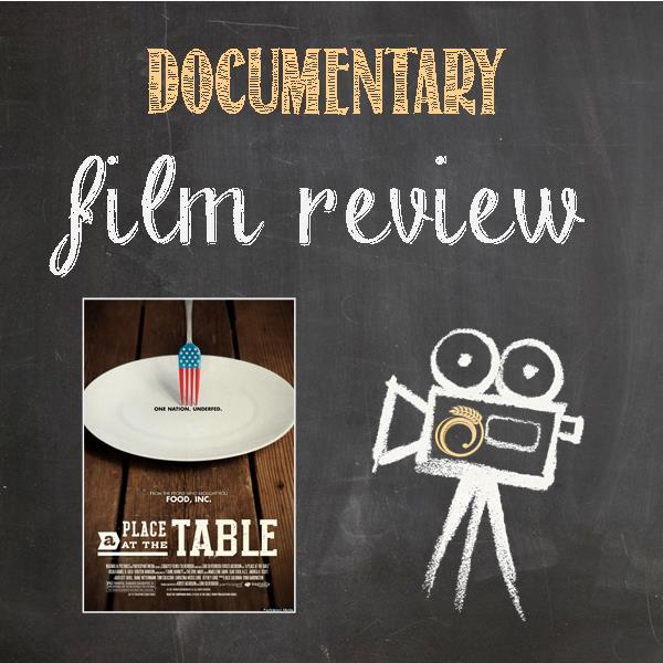 A place at the table review