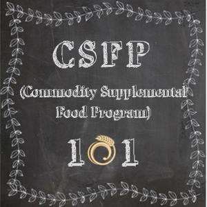 CSFP 101