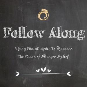 Follow Along - Social Media