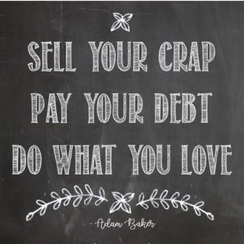 Sell your crap